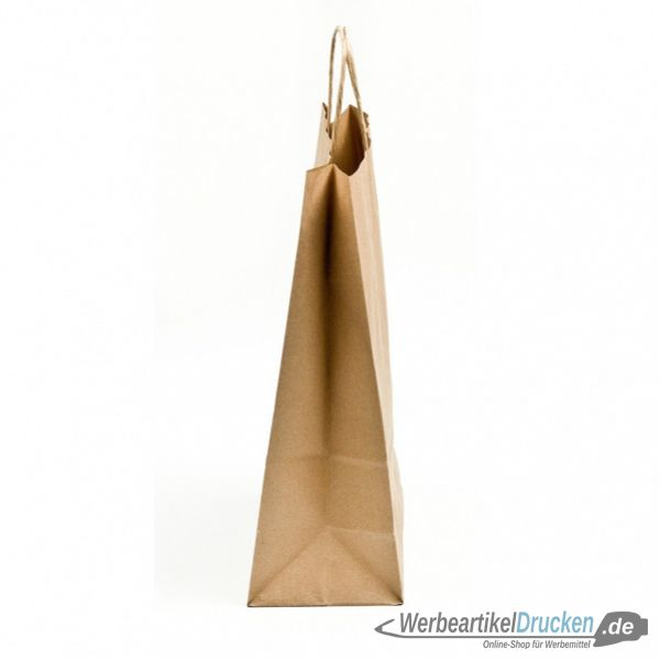 papiertaschen mit druck